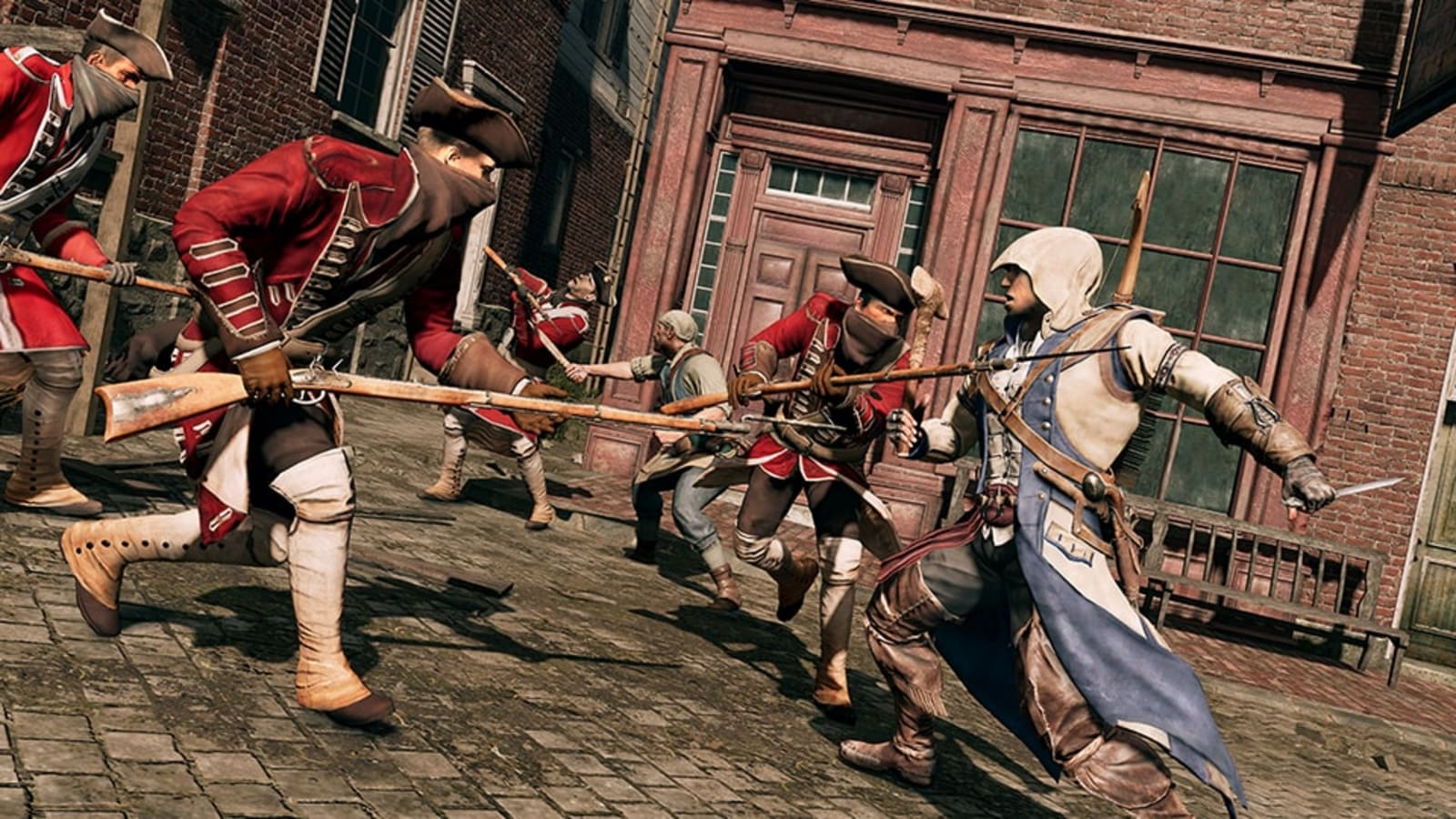 Assassin S Creed Iii Remastered Release Date Is Set For March