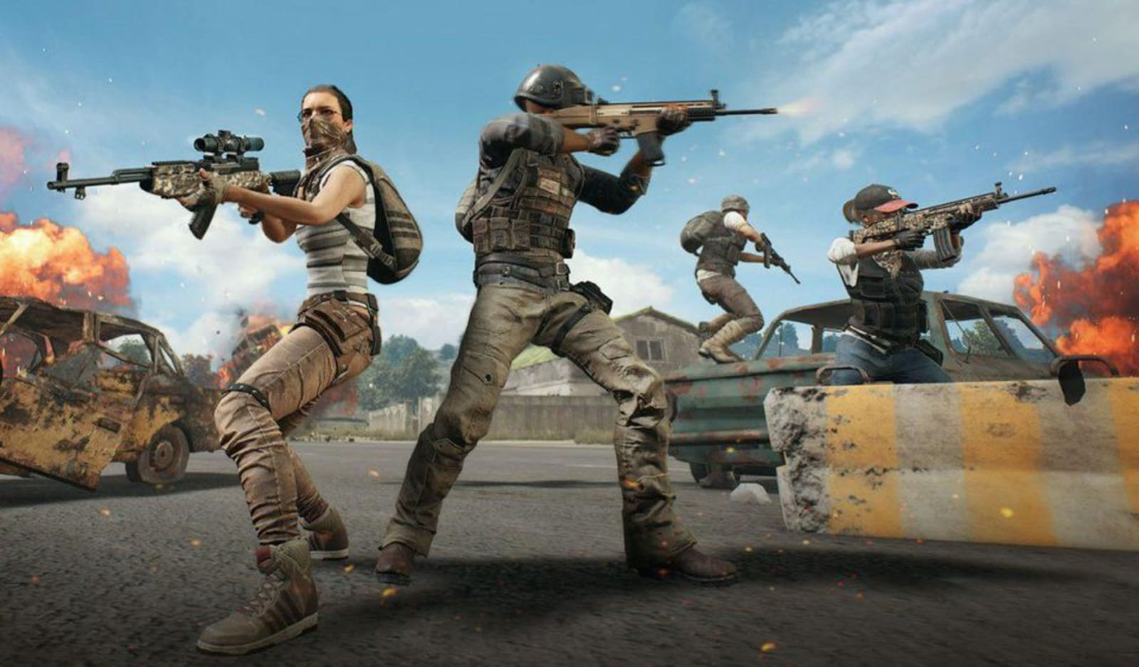 'PUBG' will support crossplay on PS4 and Xbox One in October