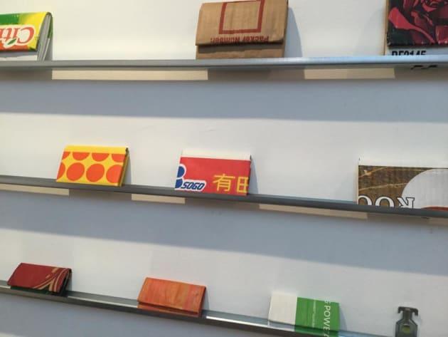 島津氏の制作した財布