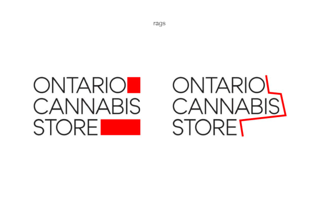 Logo Makers Explain Where Ontario Cannabis Stores Design Goes Wrong - Freelance invoice template word online vape store