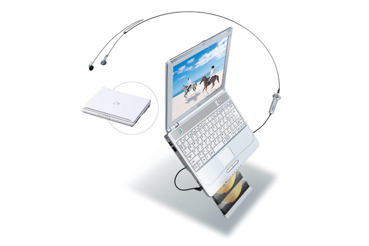 Mebius MURAMASA PC-MP70G