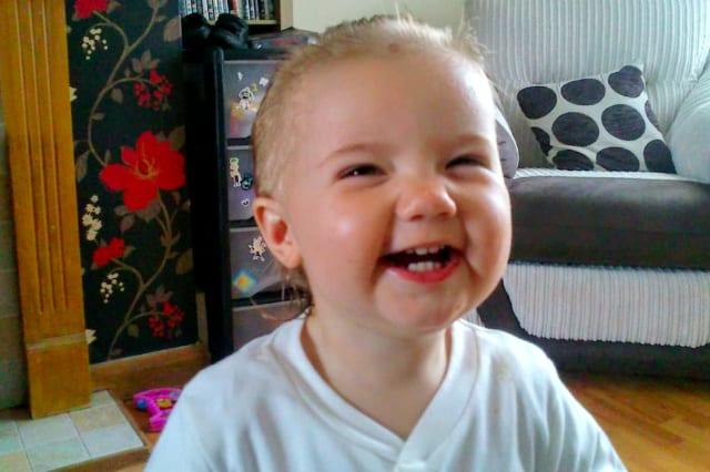 Heartbroken mother begs thieves to return precious lock of dead daughter's hair