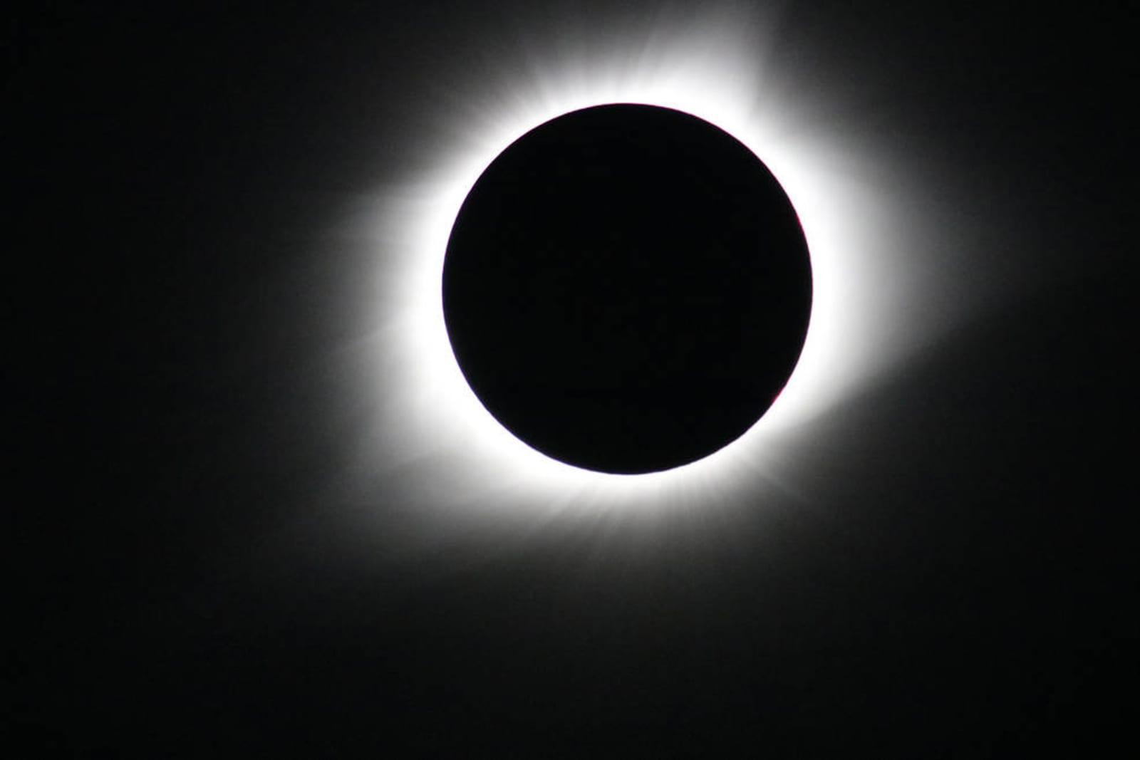 NASA will livestream the total solar eclipse over South America tomorrow