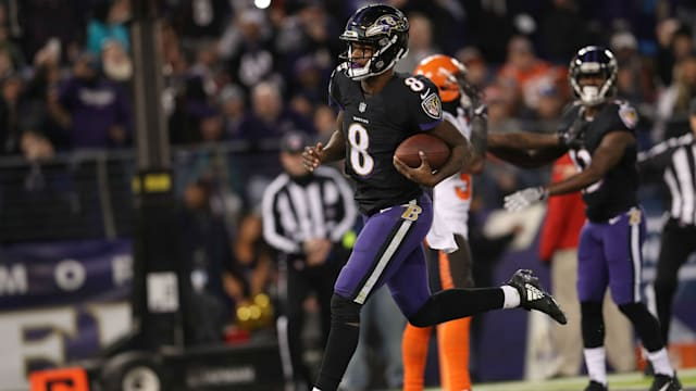 ed812960 The Baltimore Ravens went from possible NFL playoff elimination in week 16  to AFC North champions a week later after defeating the Cleveland Browns.