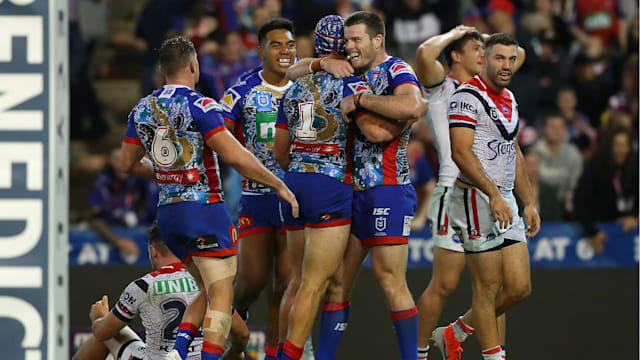 Cronk's absence felt as NRL premiers Roosters thrashed by in