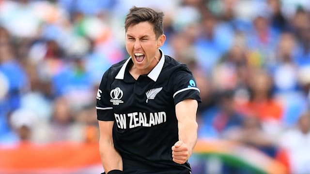 Boult: No magic formula behind Black Caps' stunning start in win