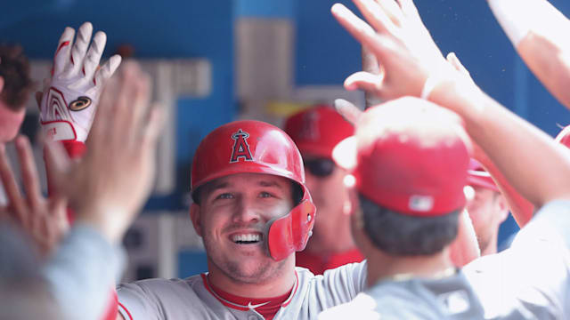 Trout reportedly set to sign record-breaking deal with ...