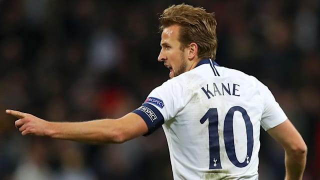 6e2fc1a02322 Tottenham 2 PSV 1  Spurs back from the brink as Kane inspires late  turnaround