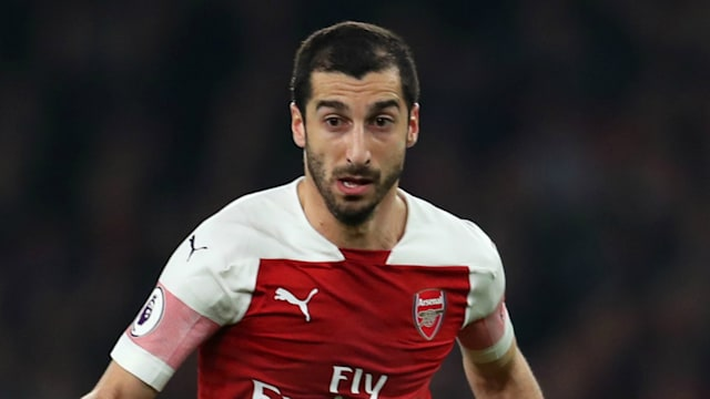 9779c280cf5 Arsenal have confirmed Henrikh Mkhitaryan will not travel with the squad to  Baku to face Chelsea in the Europa League final.