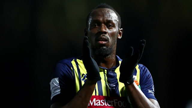 46c1a688bf9 Full-back to the future  Del Bosque tips Bolt to shine as a defender ...