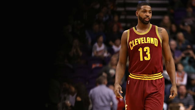 6e9eae03949a Thompson confident Cavaliers are still  a playoff team  without LeBron James