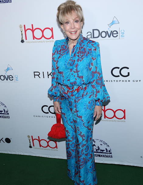 Barbara Eden is stylish as ever at 87: See the 'I Dream of