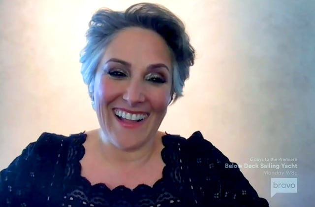 Ricki Lake on shock proposal: 'I was naked in the jacuzzi'