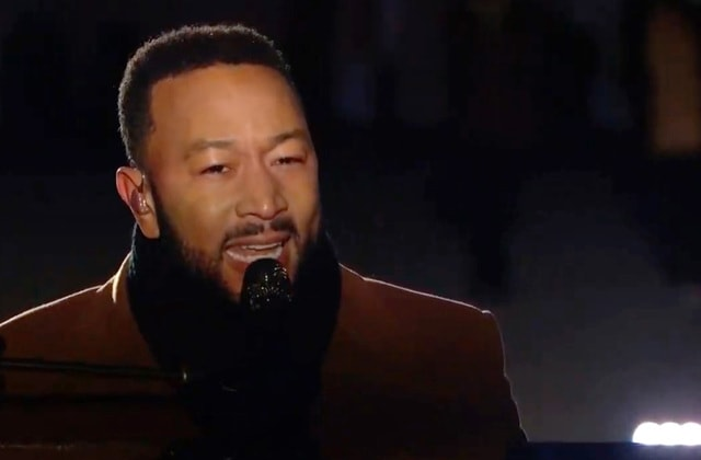 John Legend talks about what stresses him out: 'I'm lost'
