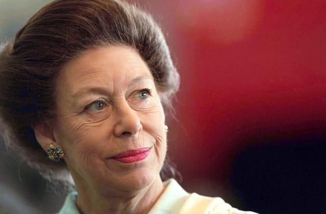 Princess Margaret privately suffered from a health issue