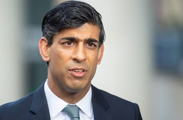 Sunak refuses to rule out tax rises