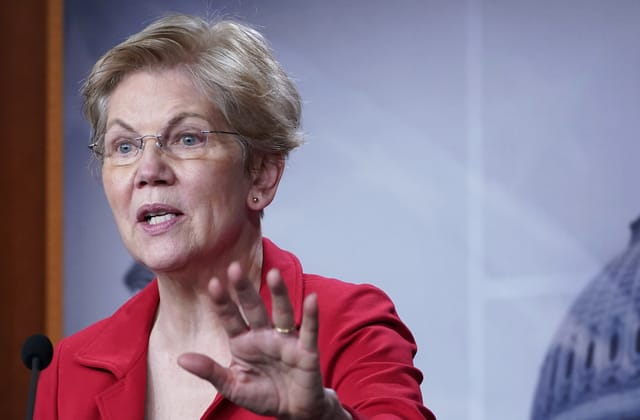 Warren, Dem allies introduce plan for tax on ultrarich