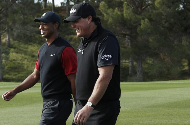 Phil, Rory somberly weigh in on Tiger's accident