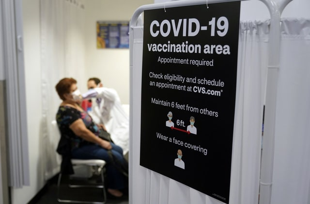 Over 27 million Americans fully vaccinated, but remain in limbo