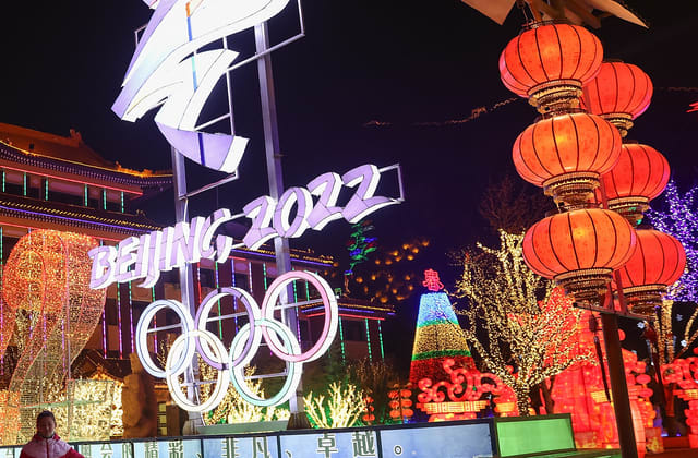 Calls mount for world to boycott 2022 Winter Games