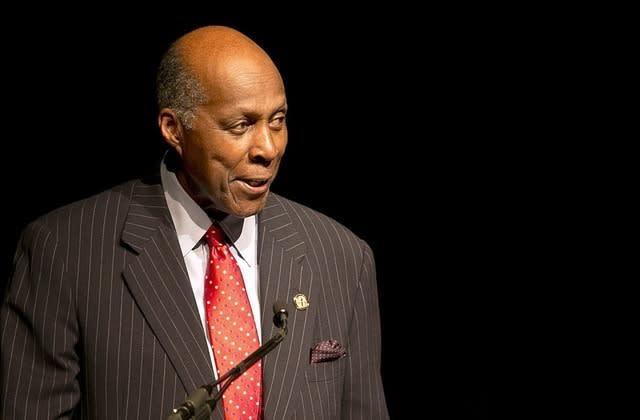 Civil rights hero, Bill Clinton adviser Vernon Jordan dies