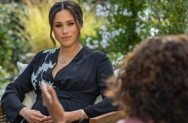 Meghan lashes out at royal family in Oprah interview