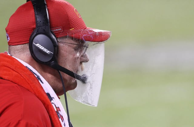 Unique Andy Reid artifact makes it into Hall of Fame