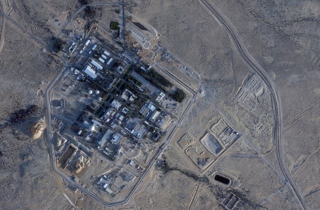 Major project at secretive Israeli nuclear facility