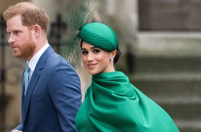 Just how set are Harry and Meghan financially?
