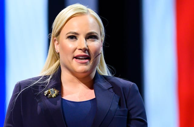 Meghan McCain is pro-impeachment: 'People died'