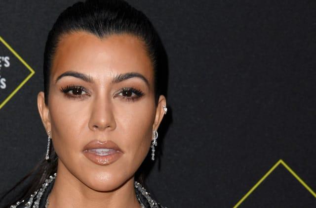 Travis Barker's ex and Kourtney Kardashian feud