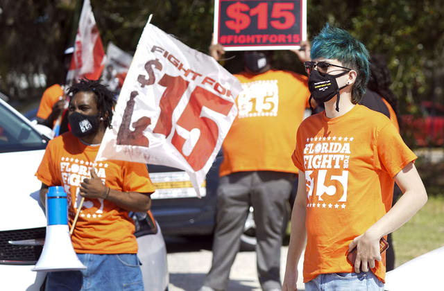 $11? $15? Debate over minimum wage heating up
