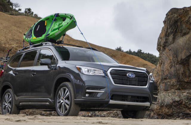 This could be the perfect CUV for an outdoorsy family