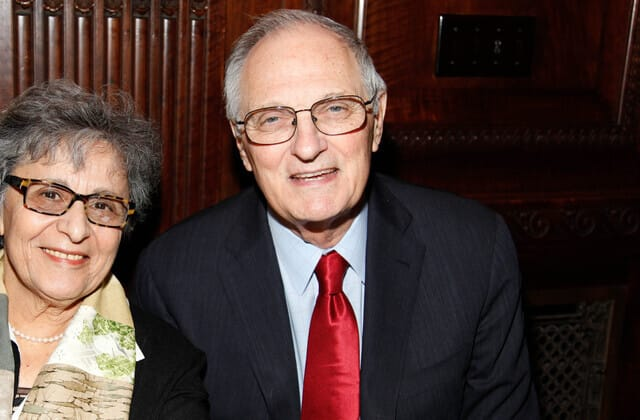 Alan Alda made a confession about his marriage