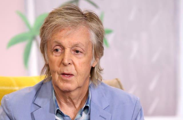 Paul McCartney's confession to John Lennon's son