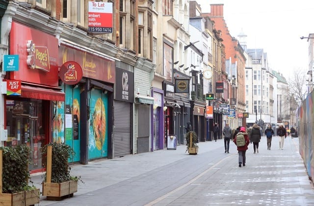 £5bn plan to save UK's high streets