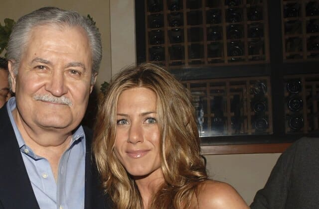 How Jennifer Aniston came to forgive her father