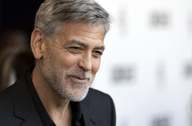 George Clooney talks pandemic parenting