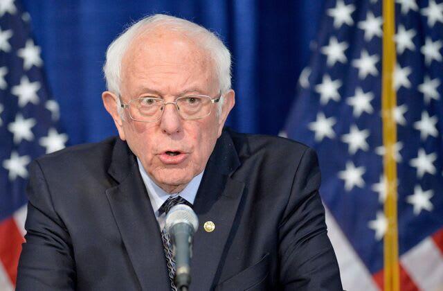 Sen. Bernie Sanders drops out of presidential race