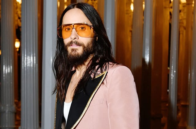 Jared Leto says he initially had no idea that there was a pandemic in March
