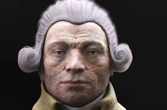 CGI shows what historical figures may have  really looked like