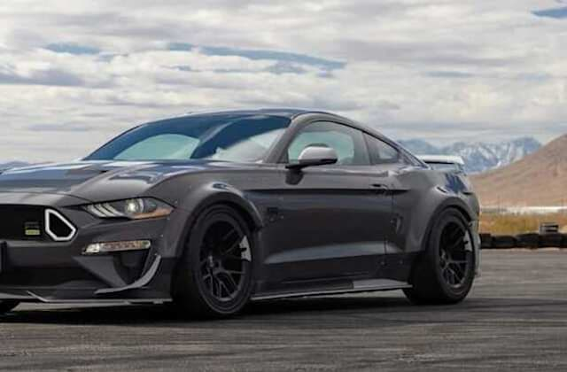 Here's how to win a brand-new Mustang with 750 ponies