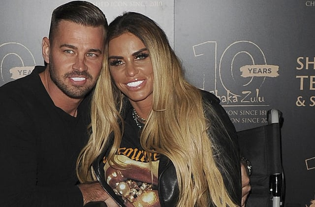 Price and partner reported to police over takeaway visit