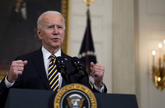 Biden orders strikes against Iran-backed targets in Syria