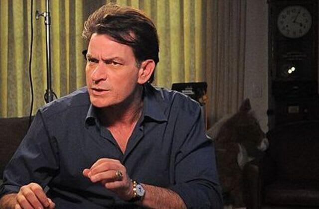 Sheen was 'winning' 10 years ago. Now he has regrets.