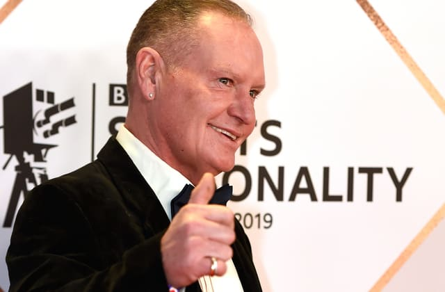 Paul Gascoigne says he's now able to control his drinking