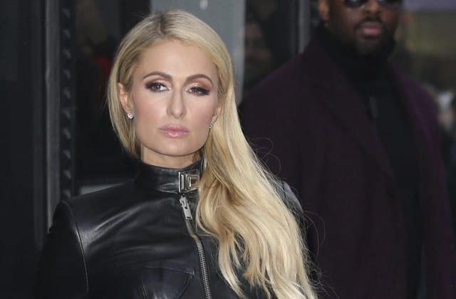 Paris Hilton 'shocked' by Sarah Silverman's apology for 2007 joke