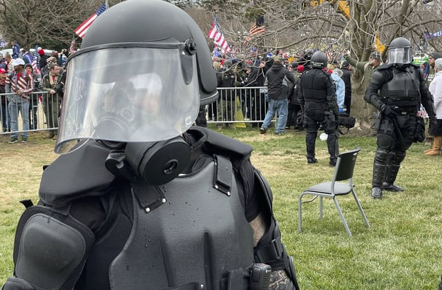 Capitol Police to remain on high alert over SOTU threat