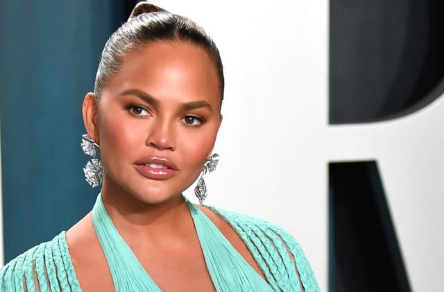 'Disgusting' tweet directed at Teigen stirs online uproar