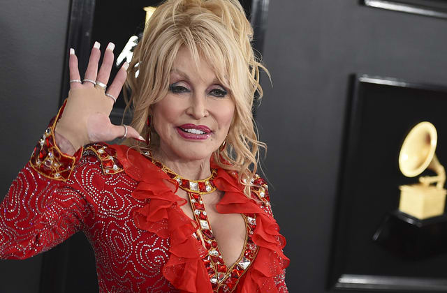 Dolly gets dose of her own medicine